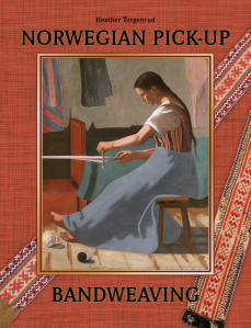 Book cover Norwegian Pick-up Bandweaving
